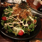 西郷酒盛 - サラダ
