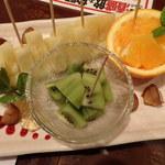 西郷酒盛 - デザート