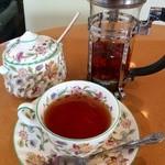 35686976 - 紅茶、ストレートで♪
