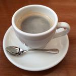アドマーニ(北本) - セットのコーヒー(2015年2月)