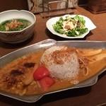 アジアン麺茶 - タイセット(¥1280)