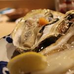 鮨 かね久 - 料理写真:牡蠣