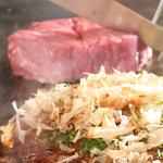 ナニワエン - お好み焼きからステーキまでが当店の売りです。