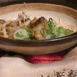 燻製と地ビール 和知 - 焙烙土鍋で焙る焙り味噌 霜降り和牛/豚/地鶏/鴨からお選びいただけます