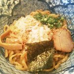 麺屋 龍馬 - '10・03・31 油そば500円