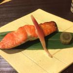 35690599 - 紅鮭の西京焼