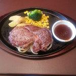 35691077 - 松木ステーキセット