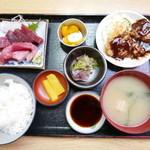 再来 - 再来オリジナル定食(900円)