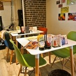 RICHGARDEN - テーブル席
