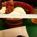 35693271 - 味噌カツ特盛丼