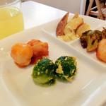 Ken Roku - 前菜いろいろ