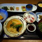旬彩雅び - 料理写真:雅び御膳1000円