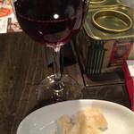 35696890 - ワイン&チーズ(^^)