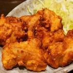 季節料理くら井 - 若鶏唐揚げ450円 これ弁当に持っていきたい