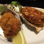 メリケンサカナ - 牡蠣フライ(和風 洋風)