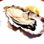 ワインビストロ Dai たまプラーザ - 兵庫産の蠣