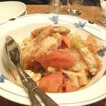 ペスカドール - シーフードサラダ