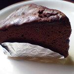 ベーカリーふじや - チョコケーキ