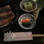Washokumomiji - うな丼膳