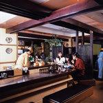 京まる - カウンター