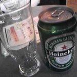 BOSSA - 乾杯ハイネケン