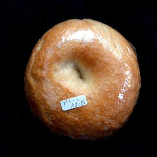 橙 - 料理写真:全粒粉プレーン