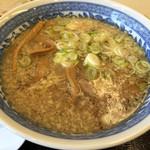 蔵亭  - 2015/3/7こってり醤油らーめん695円細麺