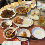 35701688 - 福満園でお腹いっぱい(^^)