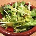 プエブロ - ランチの「サラダ」