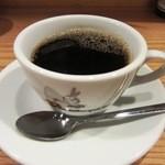 プエブロ - ランチの「コーヒー」