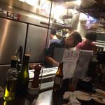 串焼き&鉄板酒場HALBAR -