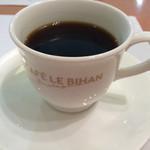 カフェ ルビアン - (H.27.3)ランチ・ホットコーヒー