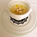 サン・ヴァンサン - カリフラワーのスープ