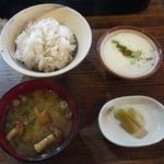 はせ川 - おまかせ⑦とろろ飯
