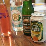 亞州厨房 上々 - 台湾ビールが飲めるのは今だけ!