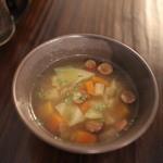 ジャズバーアンドカフェロマン - セットのスープ