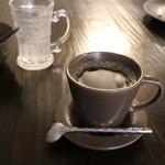 ジャズバーアンドカフェロマン - セットの珈琲