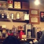 ローキートーン珈琲店 -