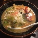 麺屋 七福神 - 七福神ラーメン並740円