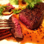 Settosette - 肉料理 和牛フィレ肉のポワレ マデラソース