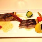 Settosette - 魚料理 イサキのポワレ