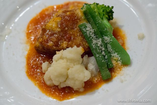 ナビリオの料理の写真