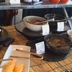 ホテルモントレ グラスミア大阪 - 【2015年2月】イマイチなモーニングビュッフェ