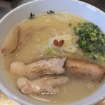 春一家 - 極塩ラーメン(860円)