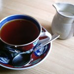 午前10時午後3時 - カップサービス紅茶各種 320円~