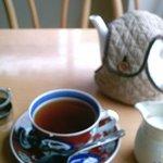 午前10時午後3時 - ポットサービス紅茶各種 400円~