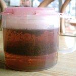午前10時午後3時 - 紅茶抽出器具「ティーハット80℃」780円