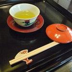 杉の井 - ☆温かいお茶でお出迎え(^-^)☆