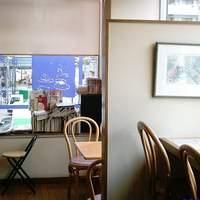 午前10時午後3時 - 13席の小さなお店です。