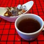 バル吉 Fresh Pasta スタンド - コーヒー・チョコレート